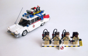 Crowdsourcing in the toy industry - LEGO Ideas
