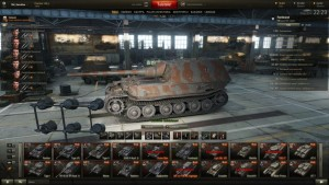 Free-to-play F2P MMO monetization - World of Tanks