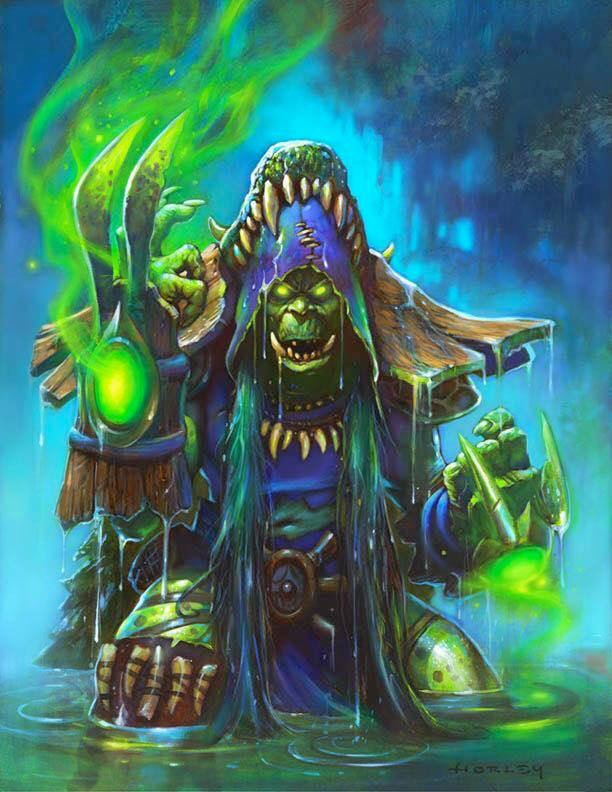 hagatha the witch hearthstone the witchwood card preview old